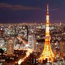 東京の眺望のイメージ
