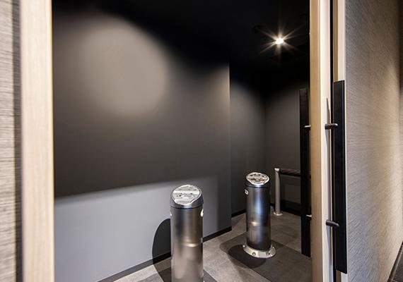 喫煙室のイメージ