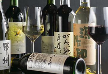全国の日本ワインの画像