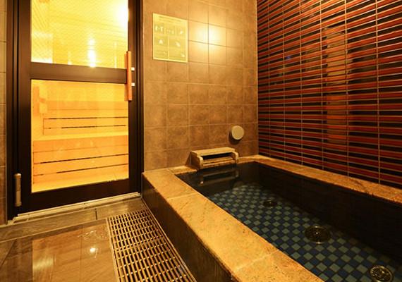 水風呂のイメージ
