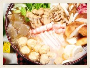 美酒鍋のイメージ