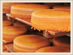 バターケーキの長崎堂のバターケーキ
