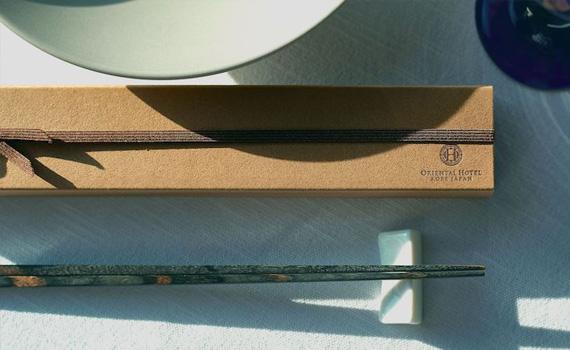 北海道産 樺の箸の画像
