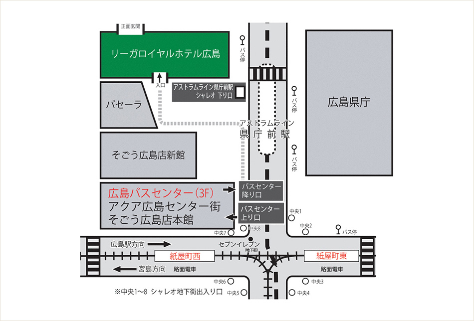 路線図マップ